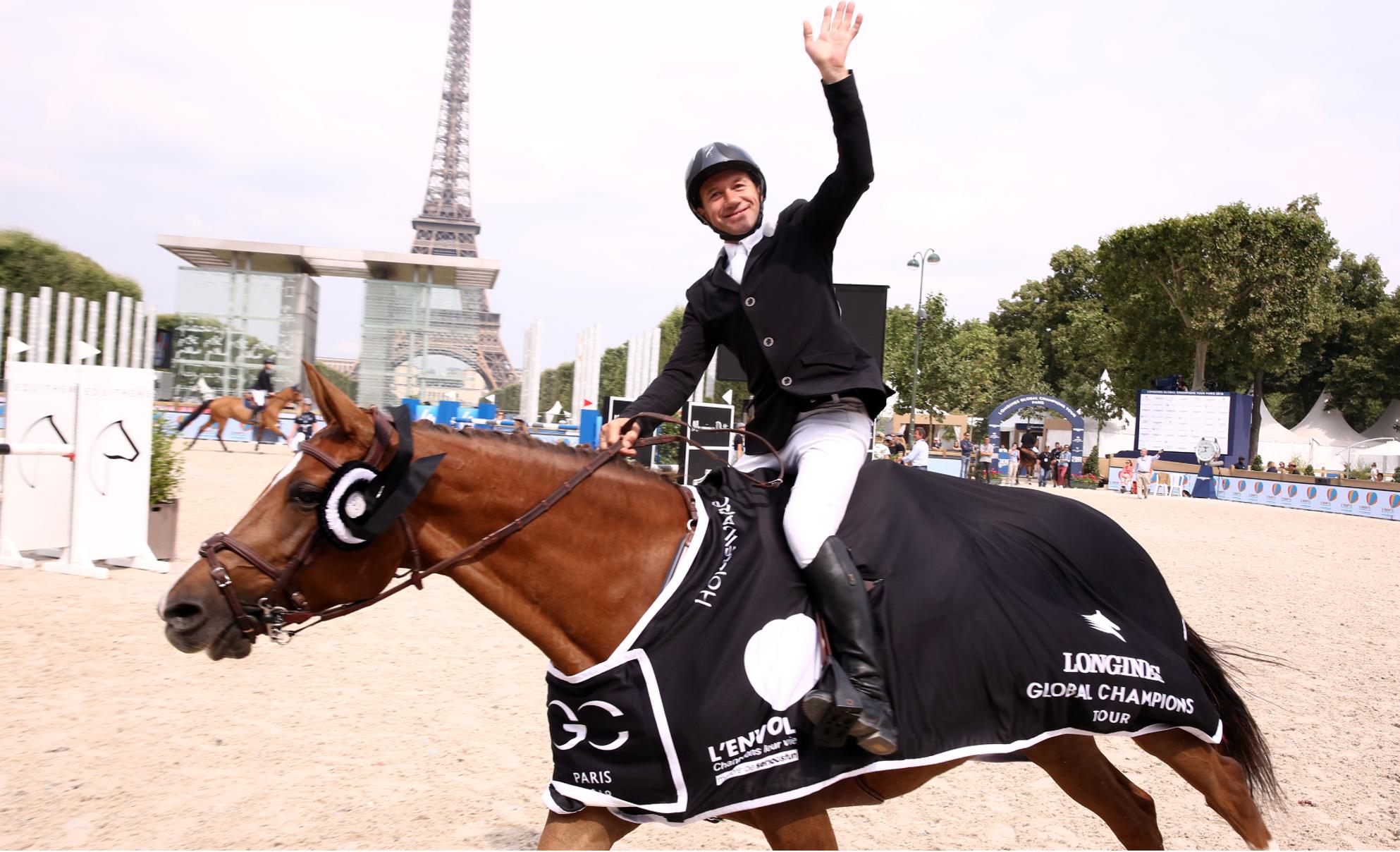 5 Juillet 2018 | L'ENVOL au Longines Paris Eiffel Jumping