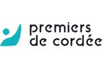 Logo Premiers de cordée