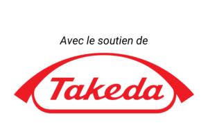 Avec le soutien de Takeda